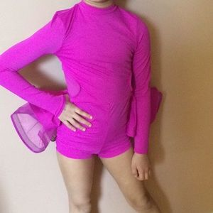 Other - Ballerina dance costume size 1C pink